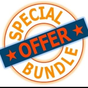 Bundle 1 or more items for a special offer